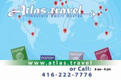 Atlas Travel Toronto