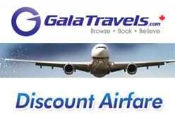 Gala Travels Toronto