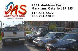 Jason Auto Sales Markham