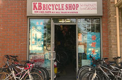 KB Bicycle Shop Markham ON