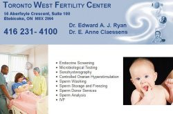 Toronto West Fertility Center IVF