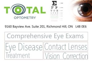 Total Optometry Richmond Hill