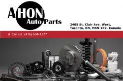 Ahon Auto Parts Toronto ON