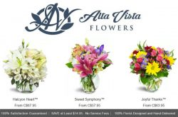 Alta Vista Flowers Ottawa Canada