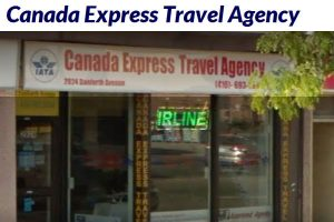 Canada Express Travel Agency