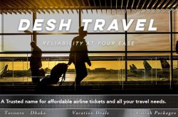 Desh Travels Toronto