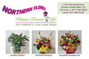 Northern Florist Toronto