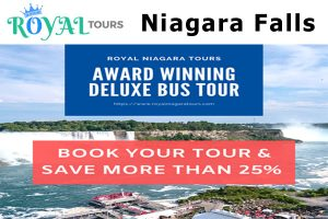 Royal Tours Niagara Falls