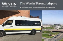 The Westin Toronto Airport Parking