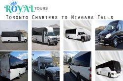 Toronto Charters to Niagara Falls
