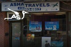 asha travels toronto canada
