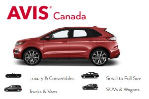Avis Car Rental at Pearson Airport