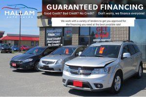 Hallam Auto Sales Kingston