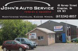 Johns Auto Service Kingston