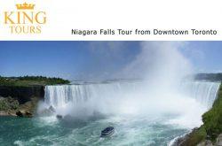King Tours - Niagara Falls Tour from Toronto