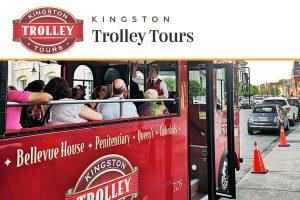 Kingston Trolley Tours