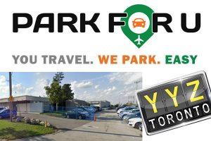 ParkforU Toronto Airport Parking