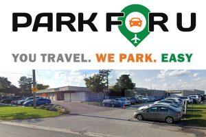 Park for U YYZ parking