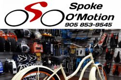 Spoke O'Motion Bike Shop