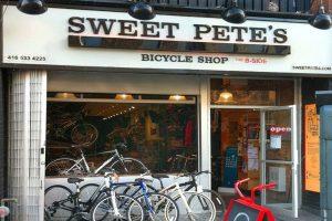 Sweet Petes Bike Shop