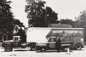 Taylor Moving and Storage Burlington