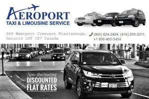 Aeroport Taxi and Limousine Service Mississauga Ontario