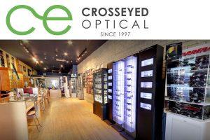 Cross Eyed Optical London Ontario