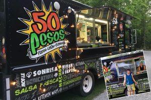 50 Pesos Food Truck