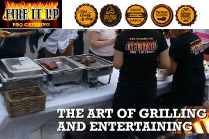 Fire It Up BBQ Catering