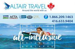 Altair Travel Canada
