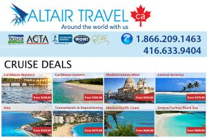 Altair Travel and Cruises