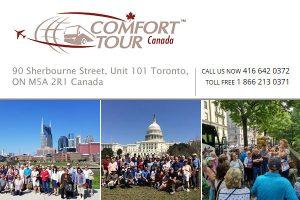 Comfort Tour Canada