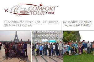 Comfort Tours London Paris