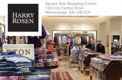 Harry Rosen Square One Mall
