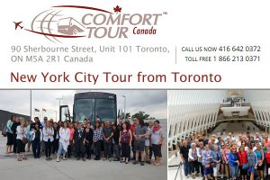 New York City Tour from Toronto