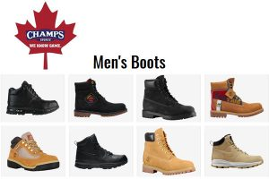 Champs Canada Mens Boots Top Sellers