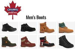 Champs Canada Top Selling Boots
