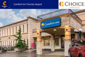 Comfort Inn Toronto Airport