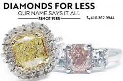 Diamonds For Less Toronto