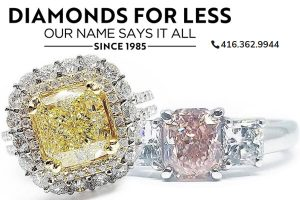 Diamonds For Less Toronto