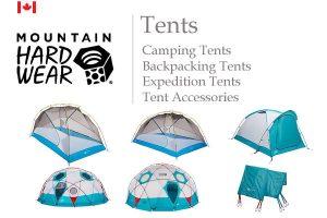 Mountain Hardwear Tents