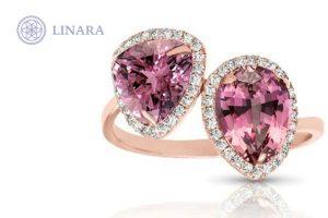 Pink Diamond Ring Toronto