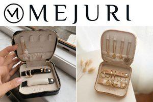 mejuri jewelry case