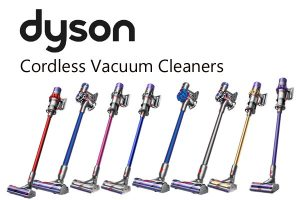 Dyson Cordless vacuum cleaner Canada