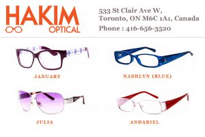 Hakim Optical Eyeglasses