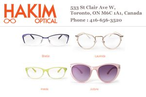 Hakim Optical Frames Clair Avenue