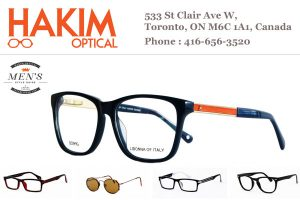 Hakim Optical Mens Frames
