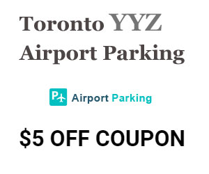 Toronto AirportParking Coupon