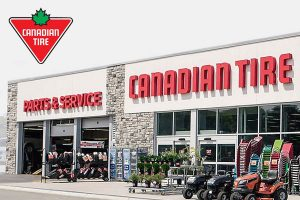 Canadian Tire Department Store