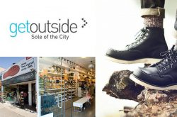 Getoutside Shoes Toronto